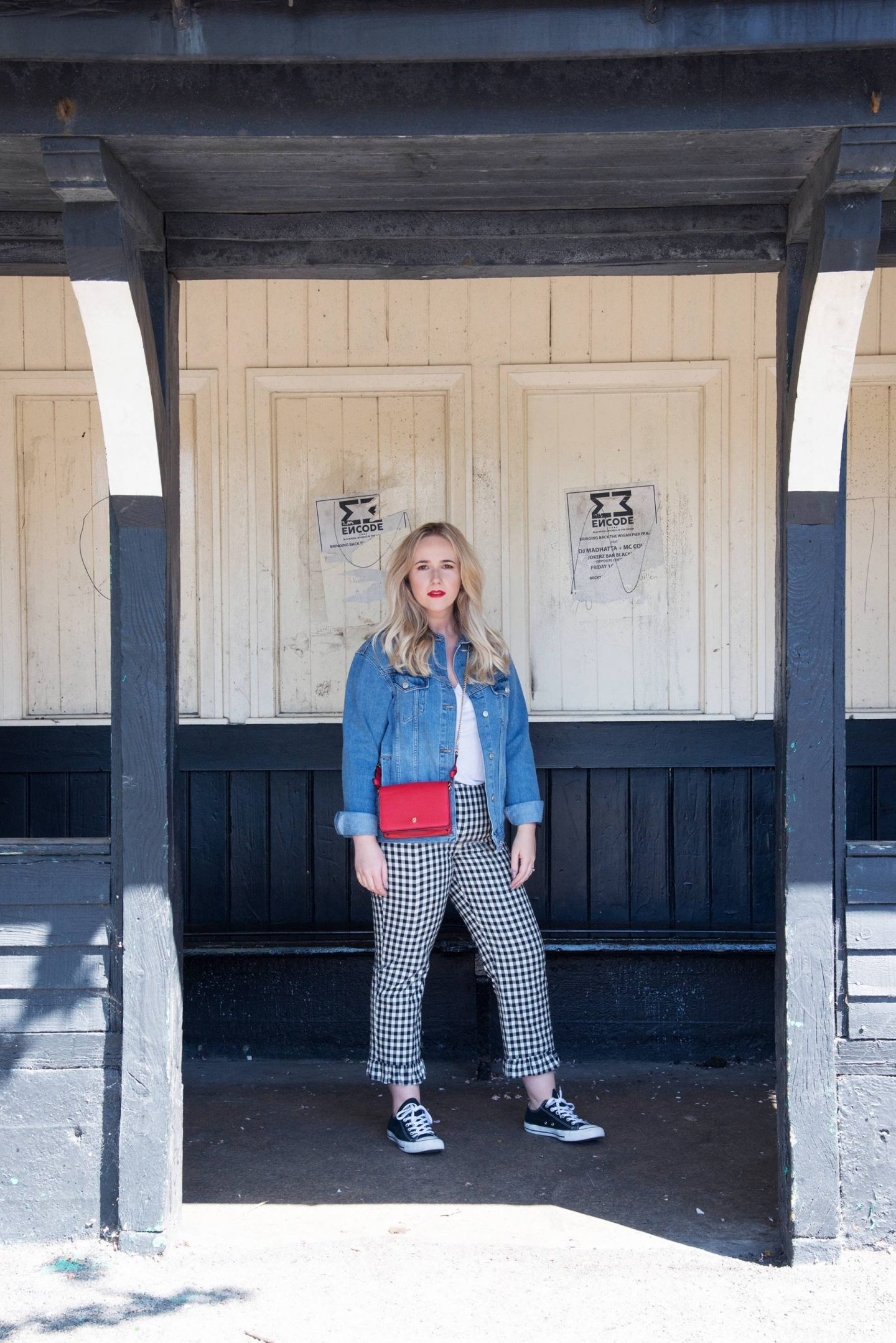 Amy Farquhar Style Gingham