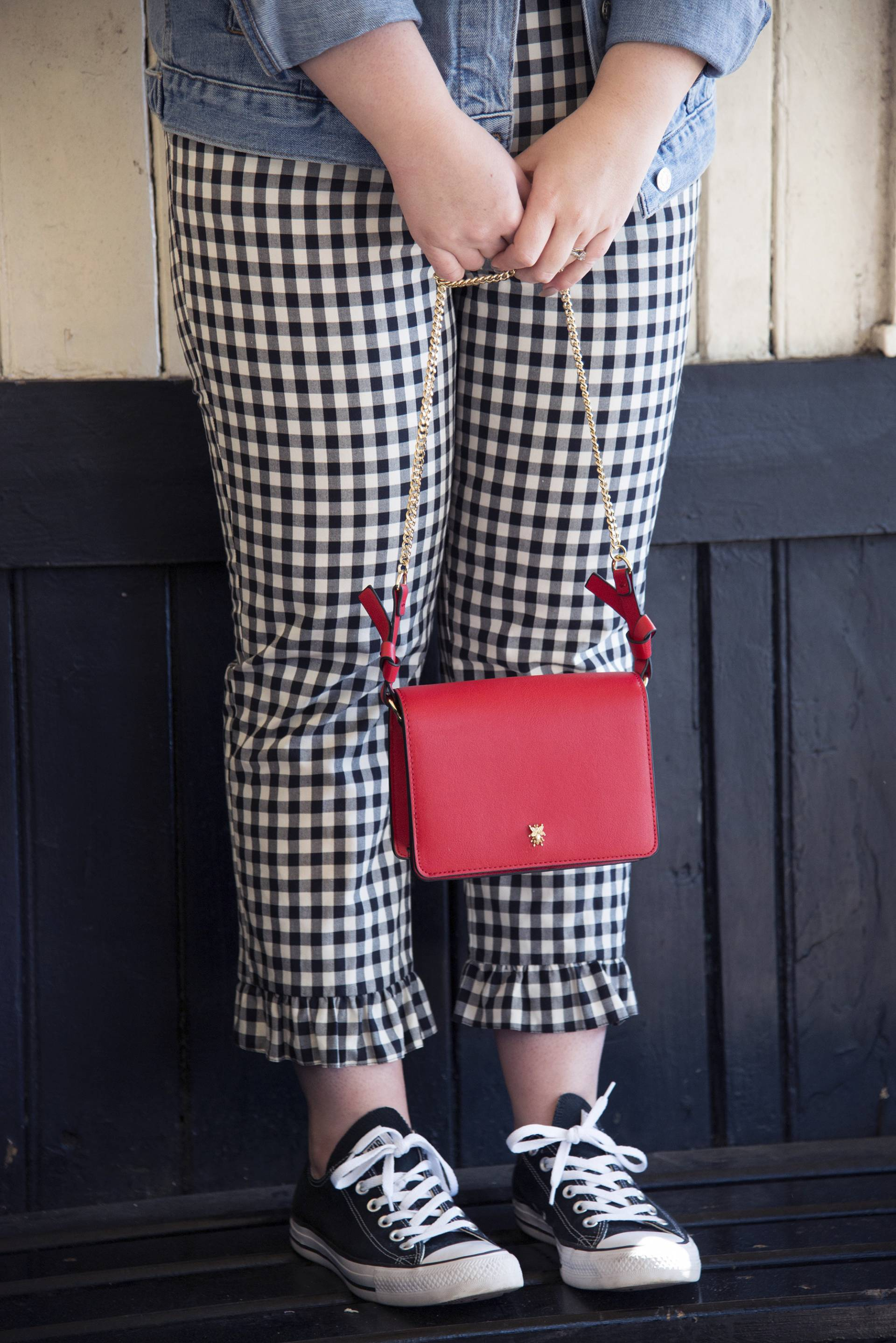 Amy Farquhar How To Style Gingham