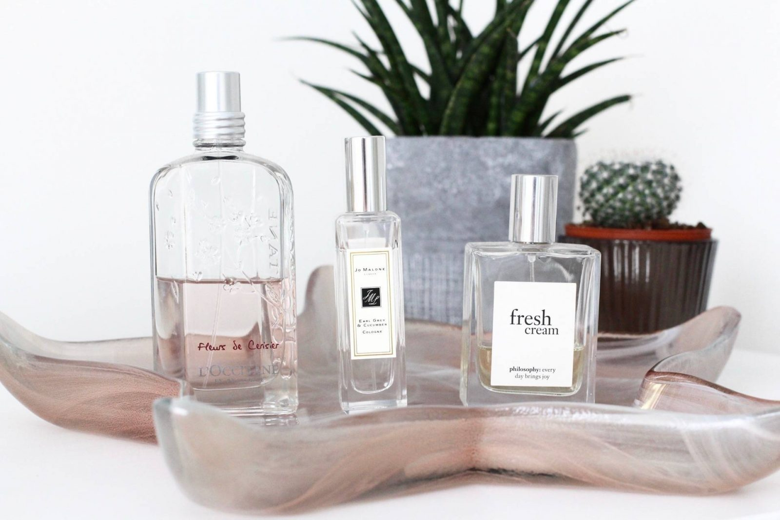 FAVOURITE FRAGRANCES FOR SPRING
