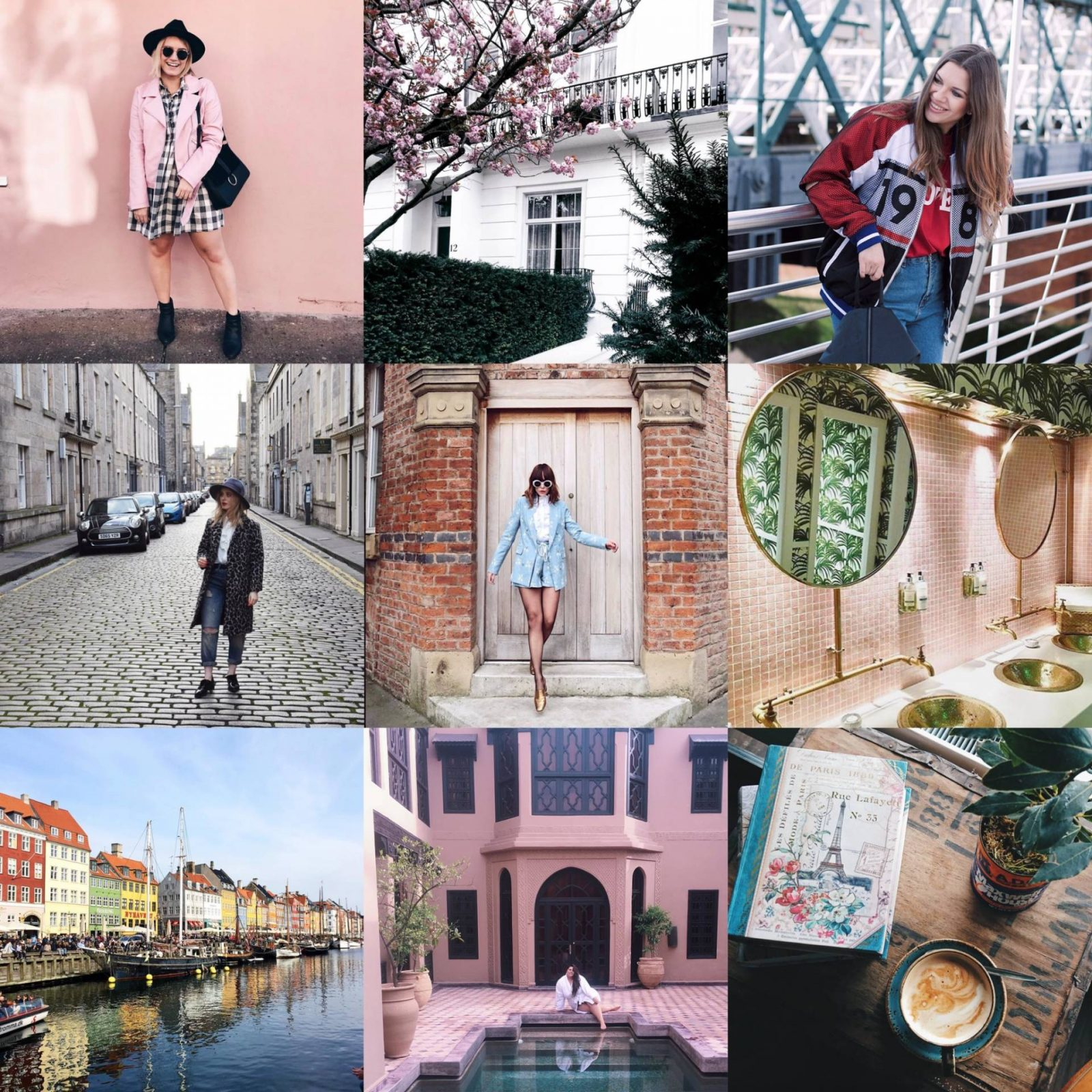 9 INSTAGRAM ACCOUNTS I'M LOVING RIGHT NOW